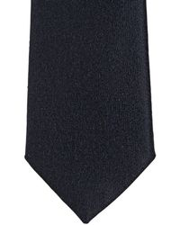 Lords & Fools - 6cm Stretch Wool Flannel Tie - Lyst