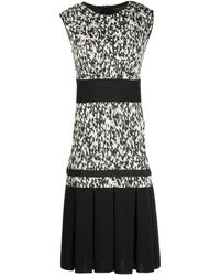 Giambattista Valli Knee Length Dress - Lyst