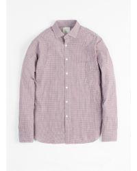 Billy Reid John T purple - Lyst
