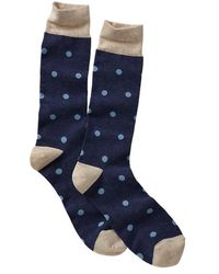 Gap Polka Dot Socks - Lyst