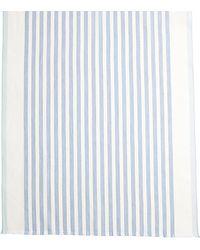 Brooks Brothers Stripe Scarf - Lyst