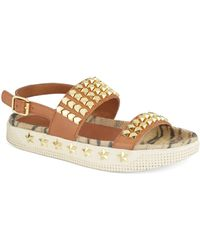 Ash Karma Studded Sandals - Lyst