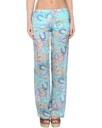 Miss Naory - Beach Trousers - Lyst