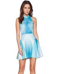 Ringuet - Aurora Crepe Dress - Lyst