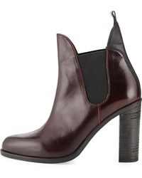 Rag & Bone Stanton Leather Chelsea Boot - Lyst