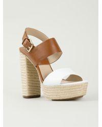 Kors by Michael Kors 'Summer' Sandals - Lyst
