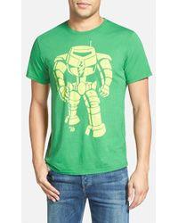 Ames Bros | 'man-bot' Graphic T-shirt | Lyst