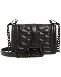 Rebecca Minkoff 'Mini Love' Crossbody Bag - Lyst
