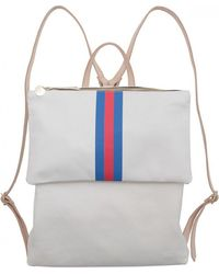 Clare V. Agnes Backpack - Lyst