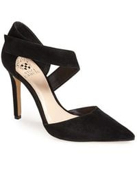 Vince Camuto 'Carlotte' Pointy Toe Pump - Lyst
