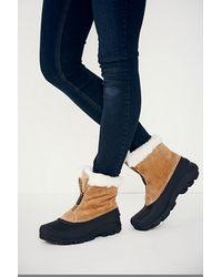 Sorel Snowangel Zip Weather Boot - Lyst