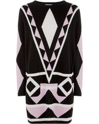 Alice By Temperley Adrienne Sweater Dress - Lyst