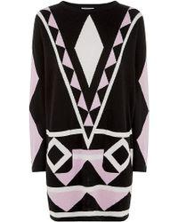 Alice By Temperley Adrienne Sweater Dress - Lyst
