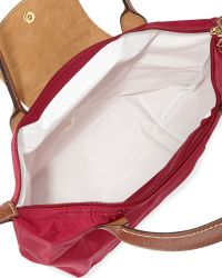 Longchamp Le Pliage Medium Shoulder Tote Bag - Lyst