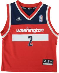 Adidas Toddlers John Wall Washington Wizards Replica Jersey - Lyst