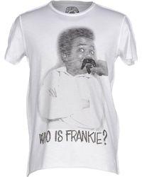 Frankie Garage - T-shirt - Lyst