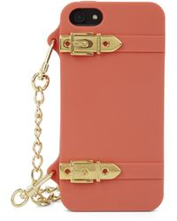 BCBGMAXAZRIA - Iphone 5 Handbag Case - Lyst