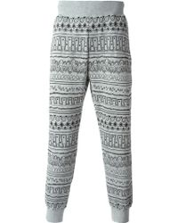 Stussy Graphic Printed Track Pants - Lyst