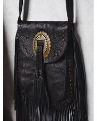 Free People | Cleobella Womens Bandit Crossbody | Lyst
