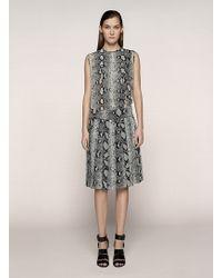 Proenza Schouler Pleated Skirt - Lyst