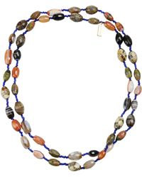 Etro Necklace - Lyst