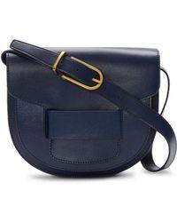 Tory Burch Crescent Shoulder Bag - Lyst
