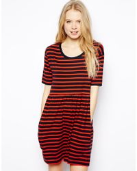 Jack Wills | Striped Dress | Lyst