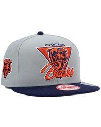 Ktz 'chicago Bears' Snapback Cap in Orange for Men (GREY) | Lyst