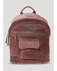 Will Leather Goods Silas Backpack - Lyst
