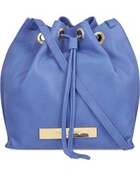 Vivienne Westwood Maddox Leather Bucket Bag - For Women - Lyst