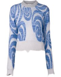 Acne Studios Gaze Sweater - Lyst