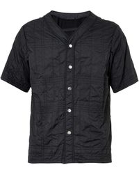 Alexander Wang Quilted Lightweight Shirt - Lyst