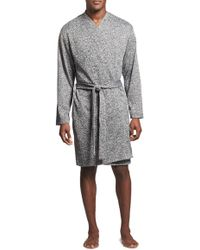 Bread & Boxers - Knit Robe - Lyst