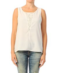 Object Collectors Item Sleeveless Top - Lyst