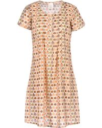 Auteurs Du Monde Short Dress - Lyst