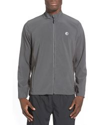 Athletic Recon - 'finisher' Water Repellent Zip Jacket - Lyst
