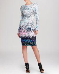 BCBGMAXAZRIA Bcbg Max Azria Dress  Violetta Printed - Lyst