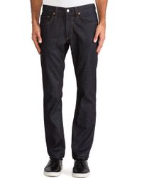 J Brand Blue Kane Jeans - Lyst