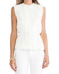 Alice By Temperley Hemingway Top - Lyst