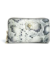 Tory Burch Clara Smart Phone Wristlet Clutch Bag - Lyst