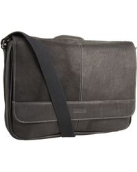 Kenneth Cole Reaction 'Risky Business' Single Gusset Messenger Bag - Lyst