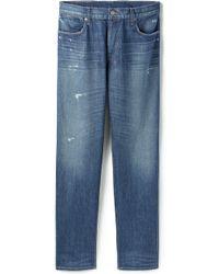Ksubi Keen Skinny Jeans blue - Lyst