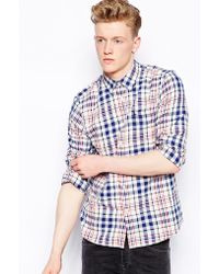 Jack Wills - Salcombe Flannel Shirt - Lyst