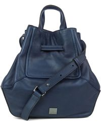 Kooba - Anna Leather Bucket Bag - Lyst