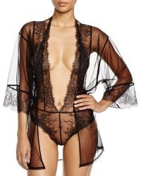 L'Agent by Agent Provocateur - Grace Playsuit #l112-68 - Lyst