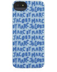 Marc By Marc Jacobs Adults Suck Iphone 5 Case - Lyst