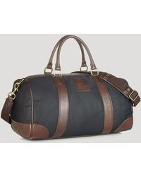 Ralph Lauren Polo Medium Nylon Duffel Bag - Lyst