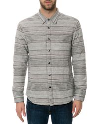 SLVDR The Wolf Insulated Ls Buttondown Shirt - Lyst