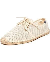 Soludos - Mens Mesh Derby Lace Up - Lyst