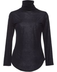 Azede Jean-Pierre - Thin Cotton Turtleneck - Lyst